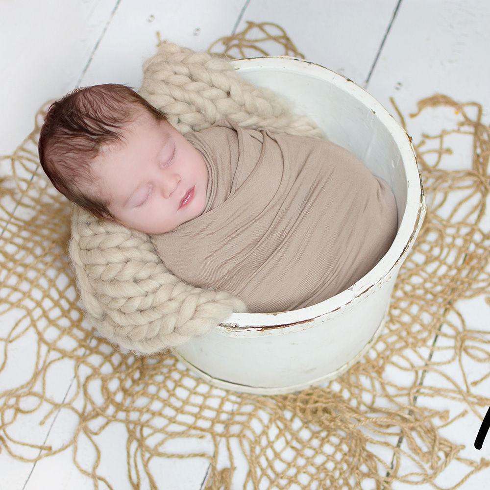 80*80cm Hand knitted Chunky Burlap Layer Net Hessian Jute Backdrop Blanket 100% Jute Rope for Newborn Photography Props