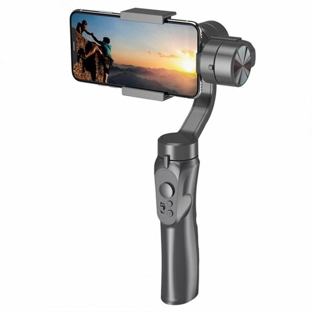 3-axis cardan smartphone estabilizador universal handheld ao