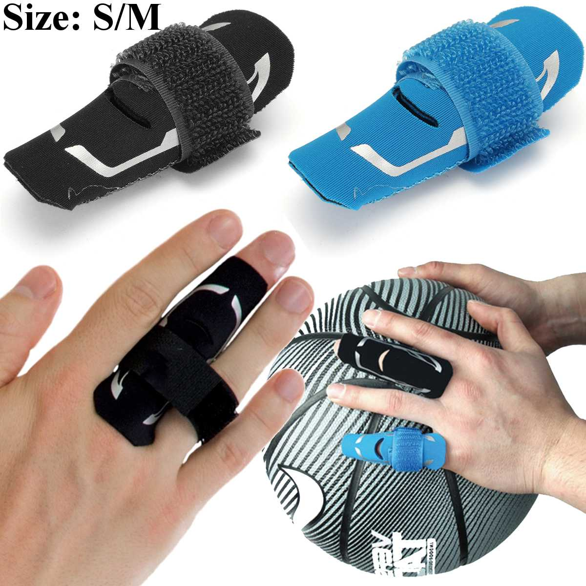 New Basketball Finger Protect Brace Sport Finger Arthrosis Band Protect Splint Guard Bands Finger Protector Guard