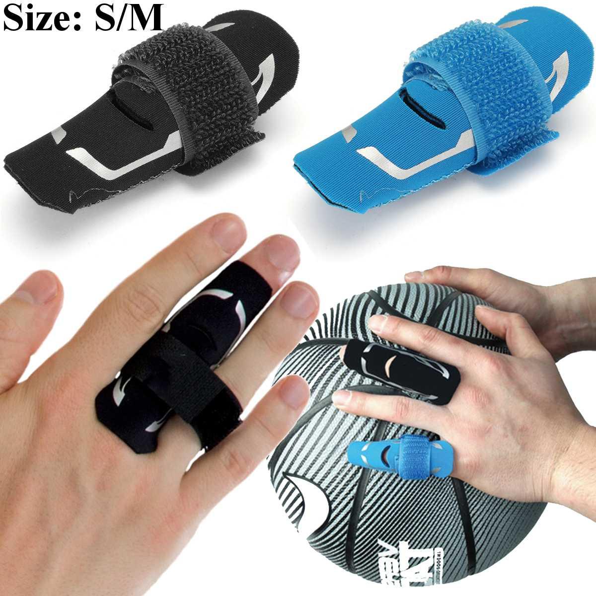 Dedo de Basquete Protetor de Dedo Novo Proteger Cinta Esporte Dedo Artrose Banda Splint Guarda Faixas