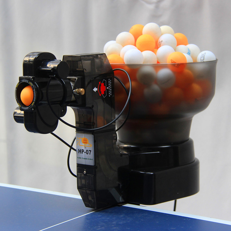 Ping Pong Table Tennis Robots/Machine Ball Machines automatic ball machine 36 spins home practicing on machine Suit 40MM Ball