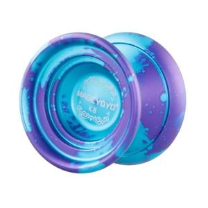 MAGIC YOYO K8 сплав алюминия Профессиональный Йо мяч вращающаяся игрушка для детей