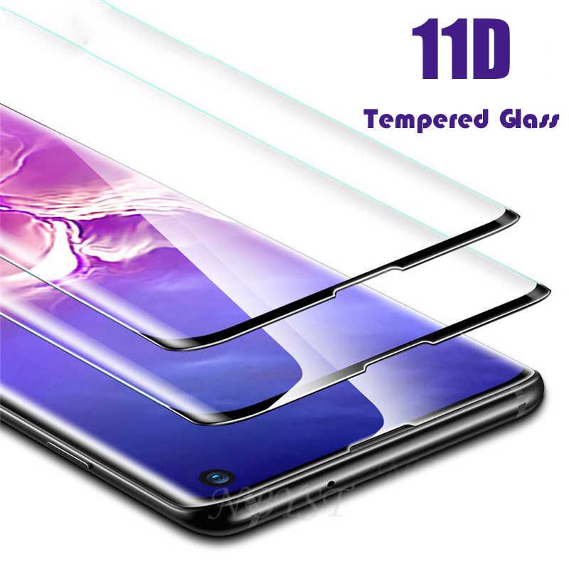 11D Full Màn Hình Cong Kính Cường Lực Cho Xiaomi Redmi K30 K20Pro 8A 8Pro 7A 6A Note 8T 6Pro 7Pro 7S Y3 Tấm Kính Bảo Vệ Màn Hình