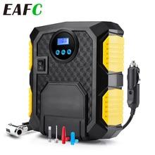Pompe numérique de compresseur d'air de voiture de gonfleur de pneu 150 PSI cc 12 volts pour des motos de voiture