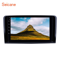 Seicane 2Din GPS Android 8.1 Car Multimedia player For Mercedes Benz ML CLASS W164 ML350 ML430 ML450 ML500 2005 2006 2007 2012