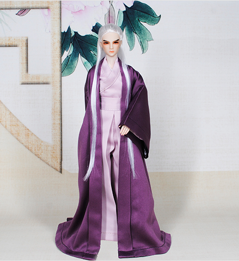 1/6 <font><b>BJD</b></font> Chinese Style Donghua Dijun Including Clothes Original Male Body Doll Limited Collection 30cm Doll для кукол аксесуары image