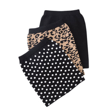 Falda de punto para niños de 2 a 12 años, falda para bebés y adolescentes, Mini faldas para la escuela GS57