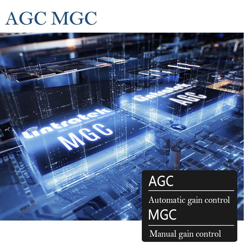 Lintratek 80 дБ 4G повторитель GSM усилитель сигнала 900 1800 МГц Ampli 4G 2G двухдиапазонный повторитель усилитель AGC MGC 25dBm KW25A-GD Новинка