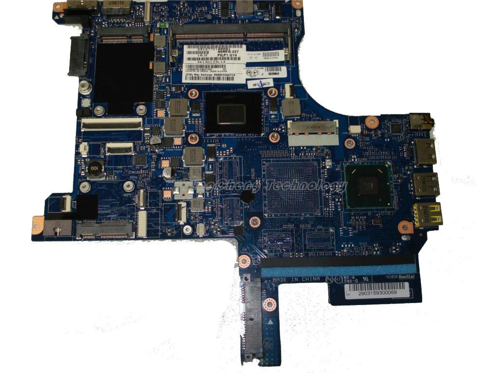 Laptop Motherboard/mainboard for Lenovo E420S <font><b>I5</b></font>-<font><b>2410M</b></font> CPU integrated graphics card HM65 100% tested Fully image