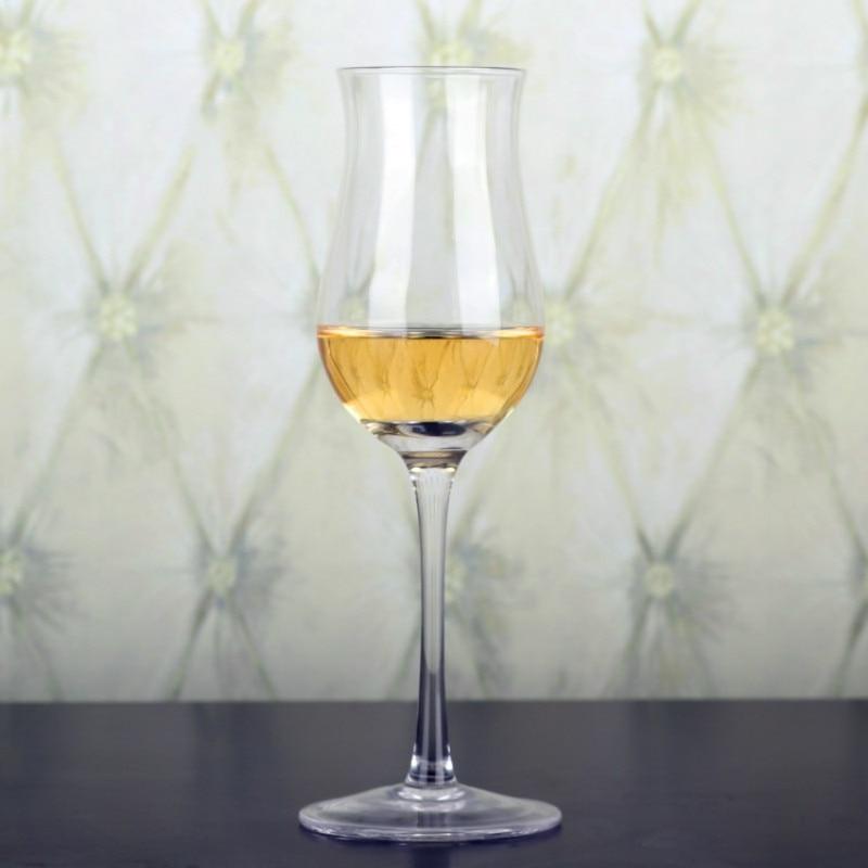 Copa de prueba de Whisky de 100-200 ML, vaso de Whisky sin plomo, vaso de copa de vino tinto copa con olor LuKLoy LED luces colgantes espejo bola de cristal fuegos artificiales lámpara colgante para desván restaurante Bar Comedor Cocina isla