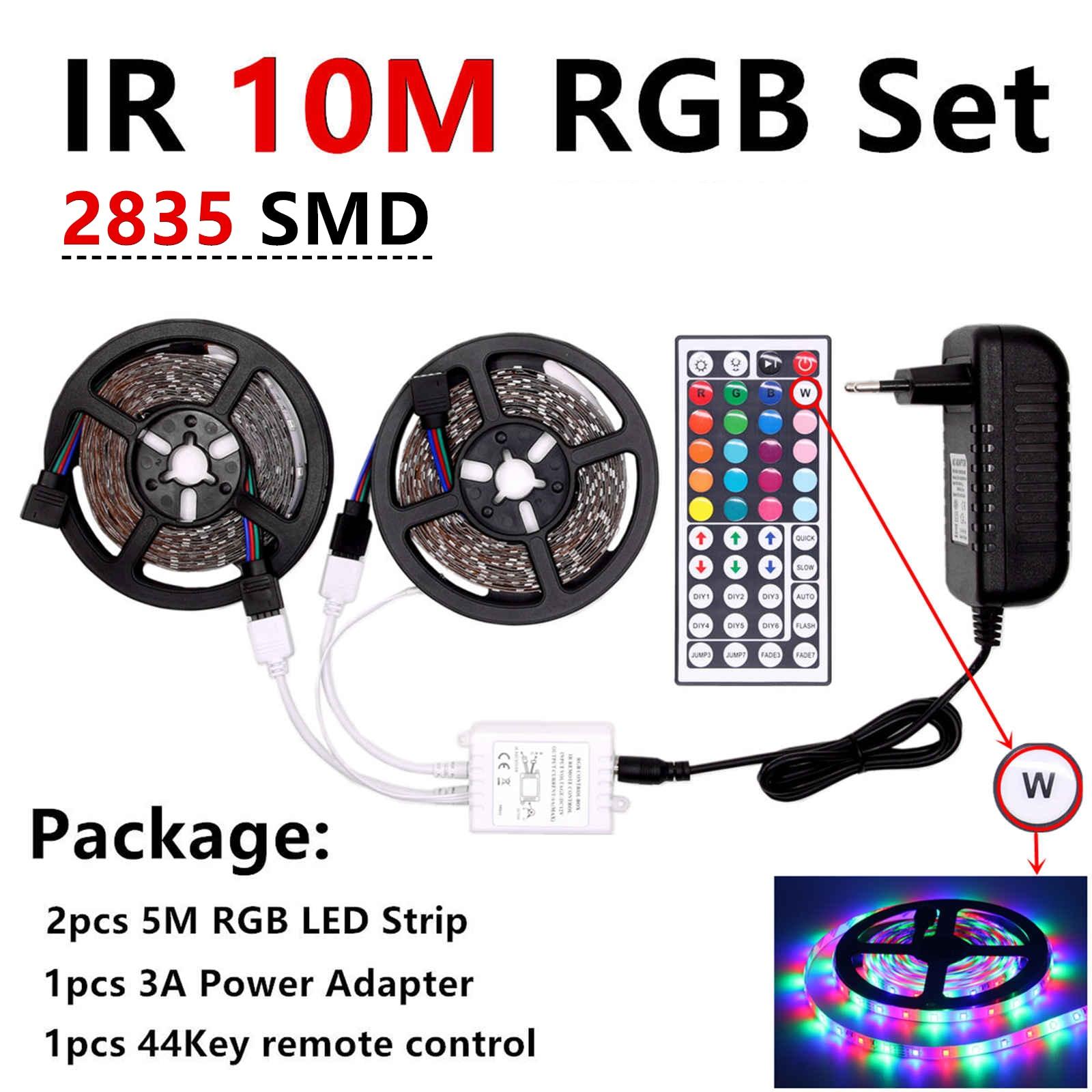 2835 LED 10M IR Set