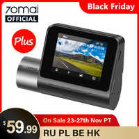 70mai-Cámara de salpicadero inteligente Pro Plus A500 para coche, GPS incorporado, 70mai PLUS, DVR, cámara 1944P, velocidad coordinada, control de estacionamiento 24H