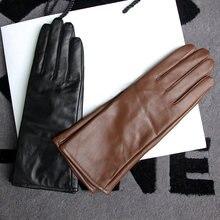 28 см подряд издание мужская перчатка настоящая кожа овцой средней