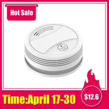 Tuya WiFi Smoke Detector Smoke house Combination Fire sensor Home Security System Firefighters Smoke Alarm Fire Protection
