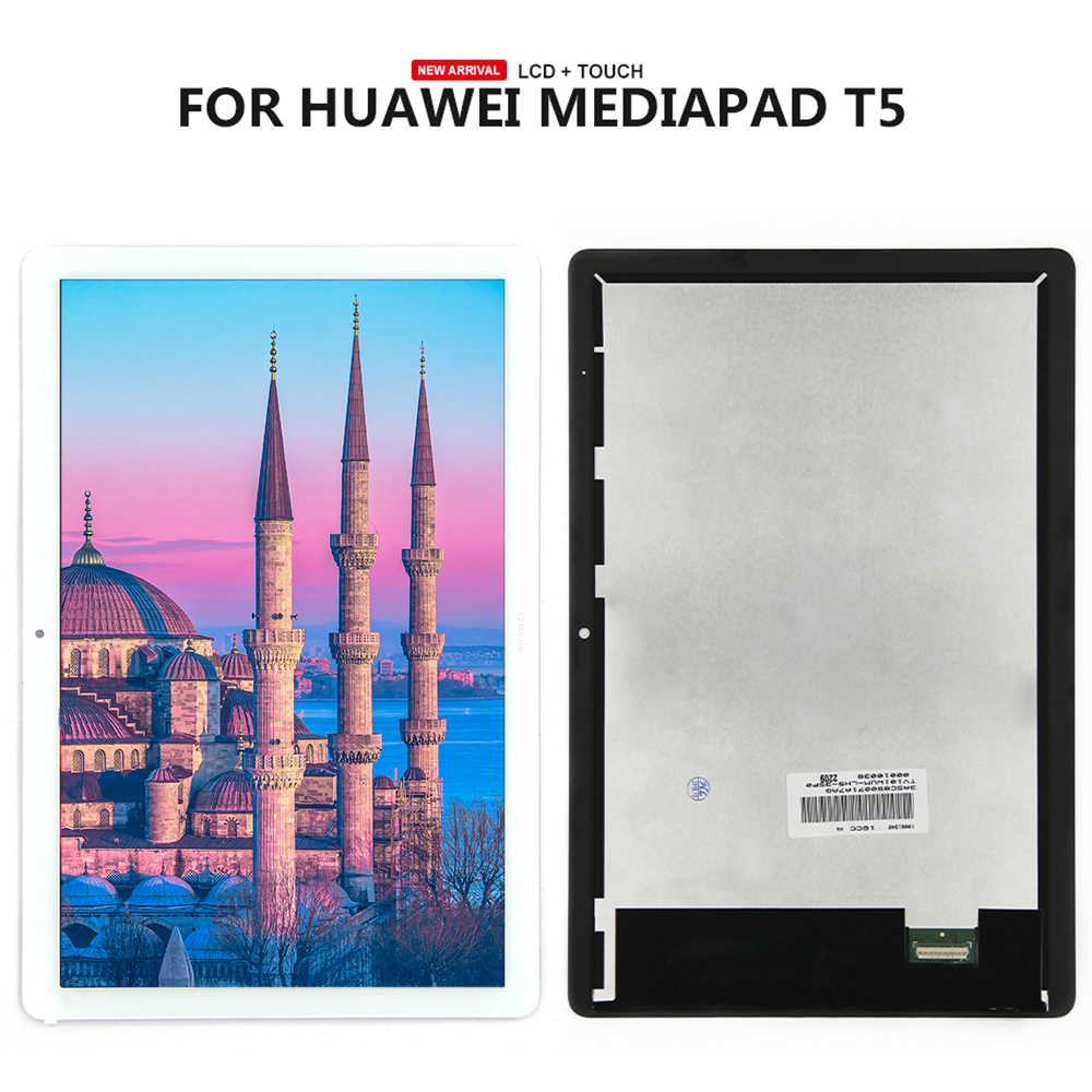 """10.1"""" LCD For Huawei MediaPad T5 10 AGS2-AL00HA AGS2-L03 AGS2-W09 AGS2-L09 AGS2-W19 LCD display touch screen digitizer Assembly"""