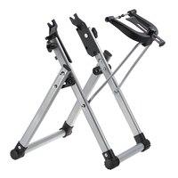 Qualidade casa mecânico roda de bicicleta truing suporte da roda manutenção casa suporte suporte suporte ferramenta reparo da bicicleta