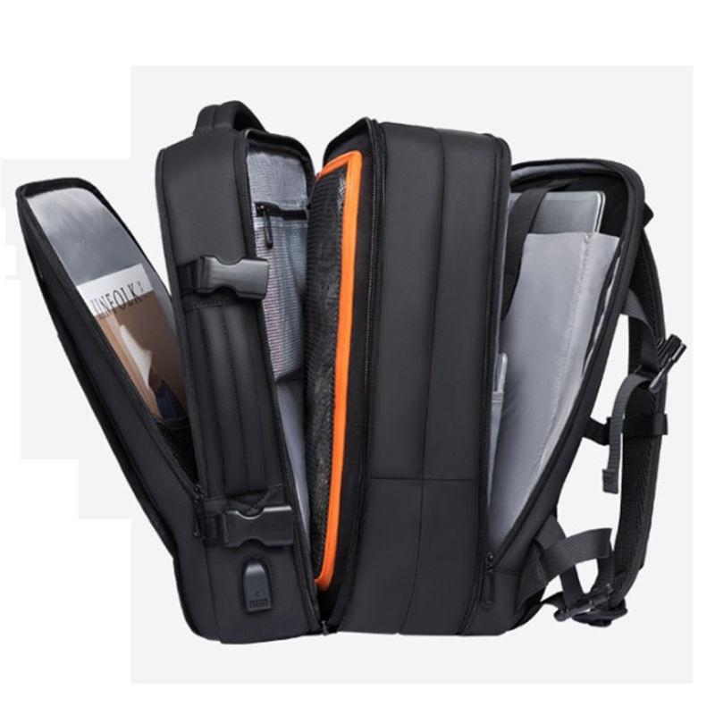 Hot Sale Backpack For 40L Waterproof Nylon Leisure Travel Backpack Men Women Multi-function 17.3 Laptop  Male Luggage Bag
