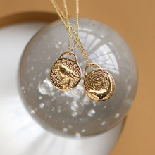 Animal Seabird And Fish Pandants Necklaces Stainless Steel Plated Gold Trendy Round Love 2021 Fashion Women Necklace Jewellery