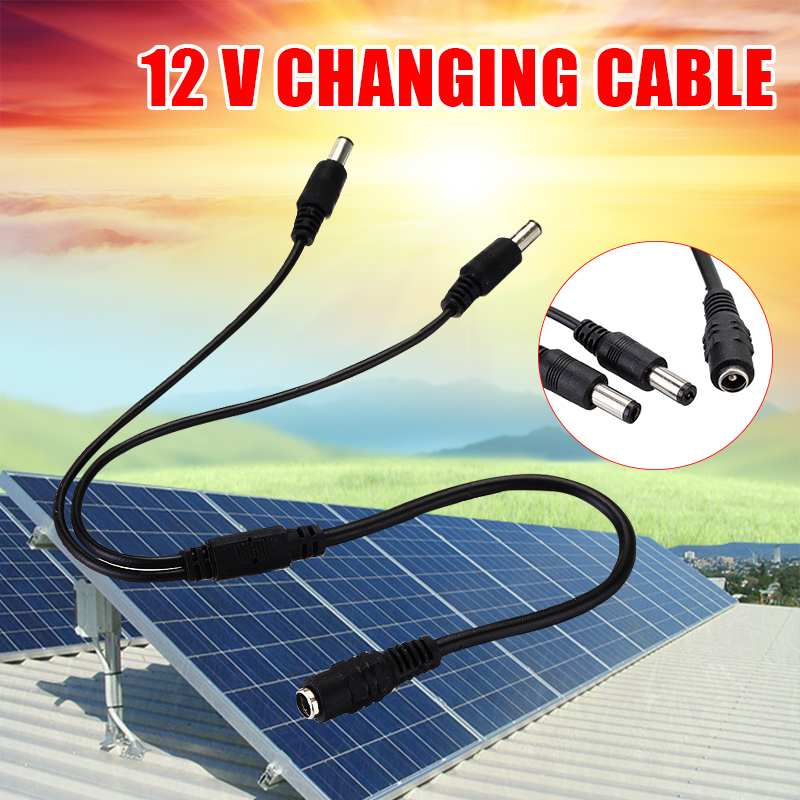 KINCO Solar Panel Cable 12V Connector Extension Cable 6/4/2.5mm2 PV Cable Copper Wire Solar Connector Solar PV Cable