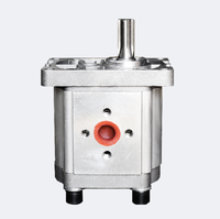 Axis pump forklift machine tractor oil pump gear pump