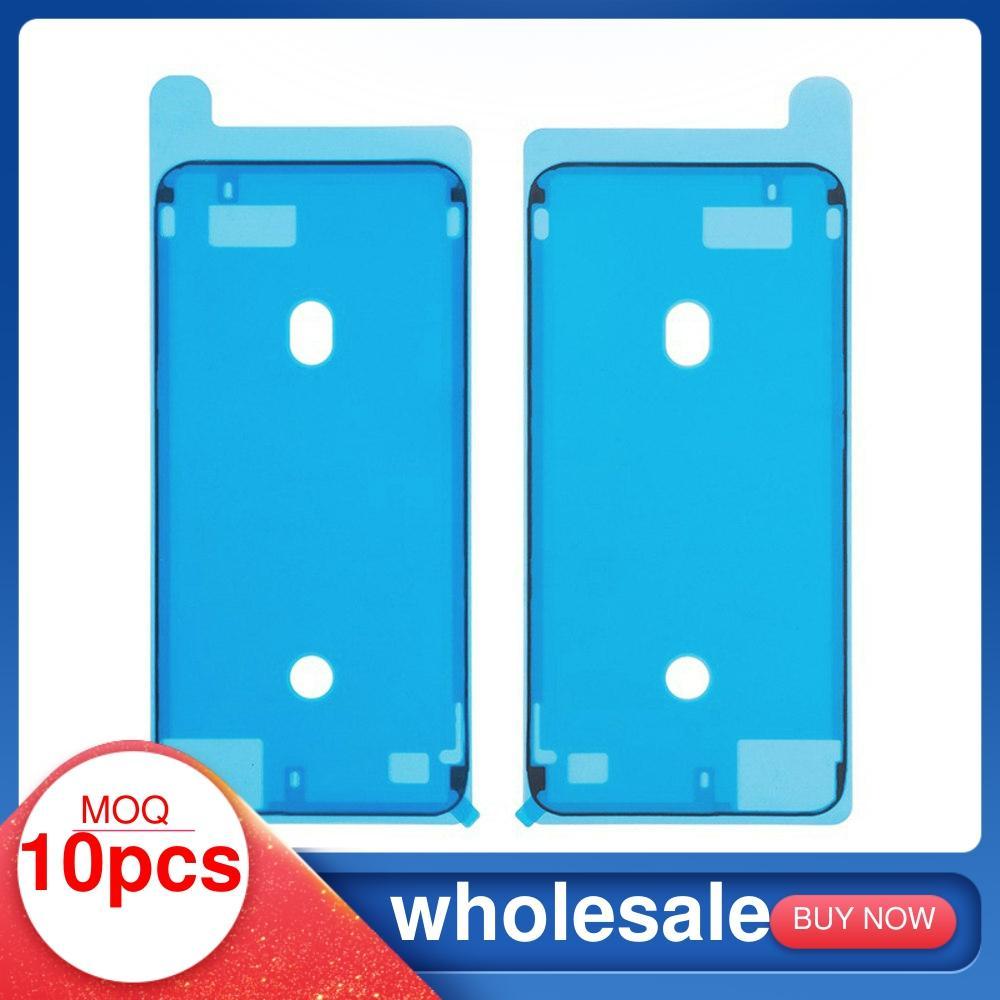 10 Adhesive Glue Waterproof Sticker For iPhone X XS XR 11 12 Mini Pro Max 6s 7 8 Plus LCD Display Screen Frame Tape Repair Parts