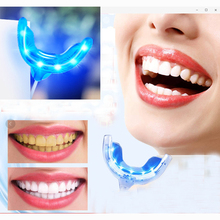 New Beauty Instrument Gel Oral Care Teeth Whitening to Yellow Household Cold Light Set USB Charging Waterproof