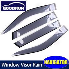 Автомобильный дождевой солнцезащитный козырек для Линкольна