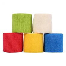 Non-woven Fabric Self-adhesive Elastic Tattoo Bandage Sport Binding Joints Support Protect Wrap Nail Tape Tattoo Accessories