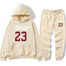 Мужской брендовый спортивный костюм jordan 23 с надписью мужская