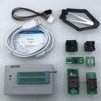 V9.16 xgecu tl866ii plus suporte programador usb 15000 + ic spi flash nand eeprom mcu pic avr substituir tl866a tl866cs + 6 pcs adaptador|adapter tl866a|adapter tl866|adapter avr -