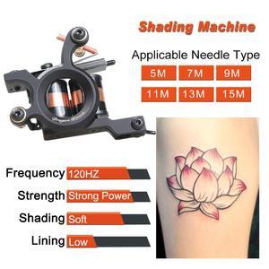 Image 4 - Professional  Kit 2 Machine Gun LCD Power Supply Complete Tattoo Kits Starters Tattoo Artist