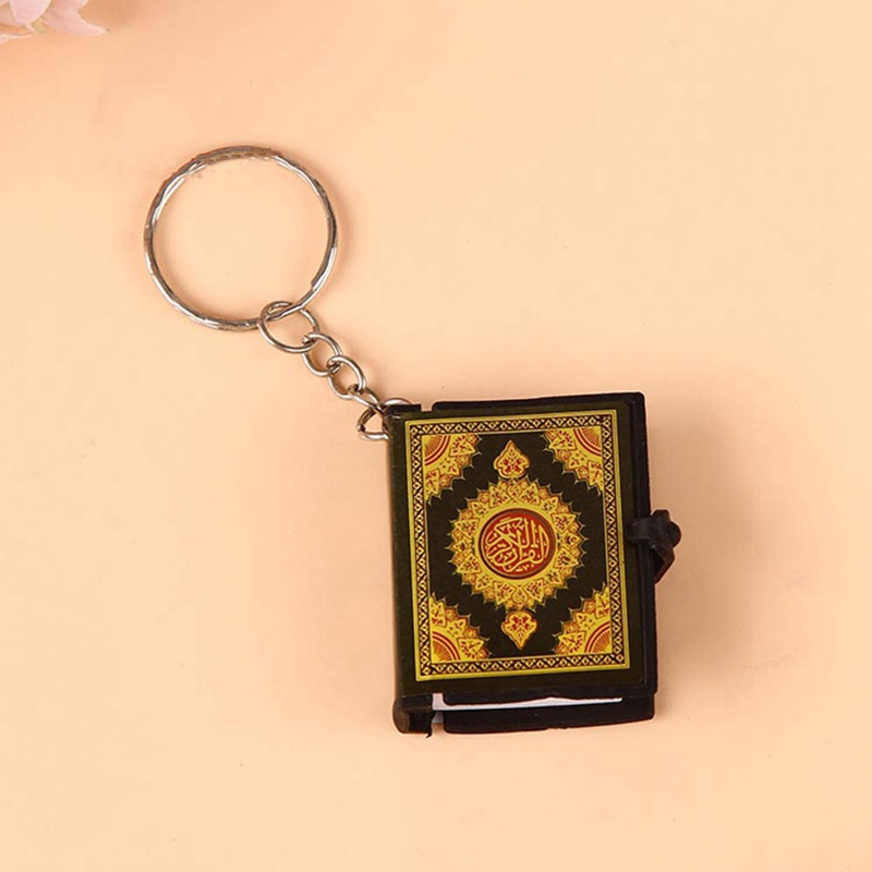 Image 2 - 1  PC Mini Ark Quran Book Real Paper Can Read Arabic The Koran 