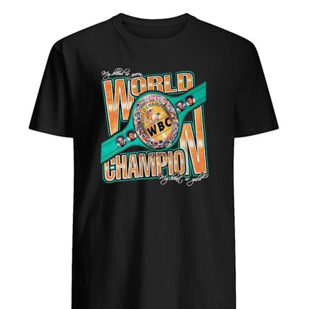 Wbc футболка чемпионата мира 1