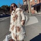 Natural Fur Coat Win...