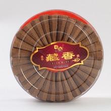 От производителя ароматный загар башня обратный поток благовония расширенное издание натуральный Тибетский ладан Цветочная сандалия