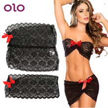 OLO Women's Sexy Lingerie Sexy Lace Clothing Extoric Apparel