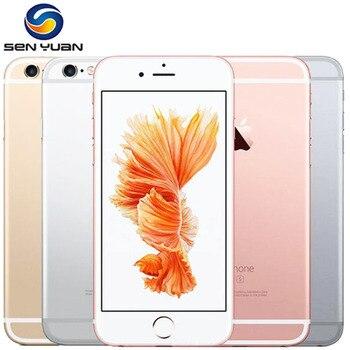 "Original Apple iPhone 6S 2GB RAM 16GB 64GB 128GB ROM 4.7"" iOS Dual Core 12.0MP Camera Fingerprint Unlocked 4G LTE Mobile Phone 1"