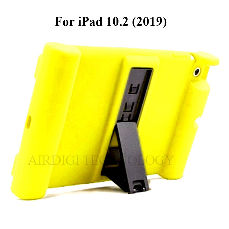 Cover for A2197 10.2 A2428 Soft Shockproof A2198 Kickstand A2270 Silicone Case iPad A2200