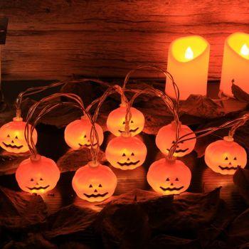 mini LED Lantern Halloween Holiday Lights String Manual Pumpkin Light String Battery Ins Style Outdoor decoration Light String brand new 1 2m 10 bulbs pumpkin battery string led lights halloween holiday light lighting decoration led