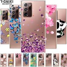 Für Samsung S21 / S21 Plus Fall Klar Transparent Weiche TPU Telefon Abdeckung für Samsung Galaxy S21 Ultra 5G fall Silikon S 21 + Capa