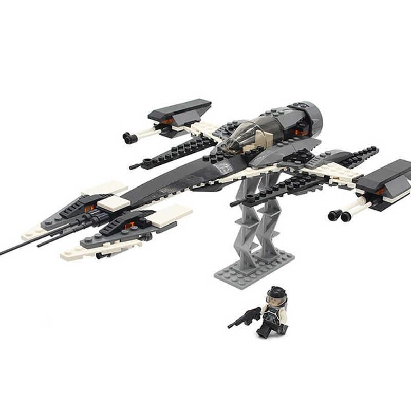 GUDI Star Wars The Phantom X-fighter, кубики, развивающие блоки, строительные блоки, подарок на день рождения, наборы игрушек для детей