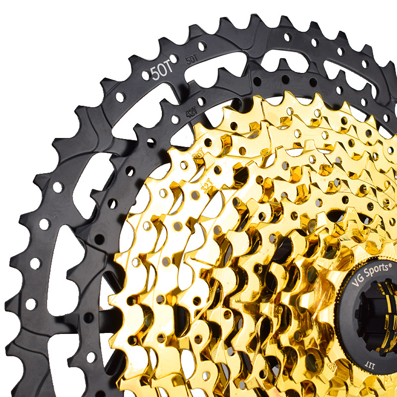 Image 5 - MTB 10 11 12 Speed Cassette Wide Ratio Freewheel Mountain Bike  Sprocket 11 40T 42T 46T 50T Compatible with Shimano Sram SunraceBicycle  Freewheel