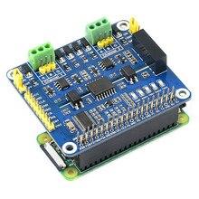 Solution SP3485 à 2 canaux, émetteur-récepteur automatique, RS485, chapeau d'extension SPI, Circuits multi-protection sûrs pour Raspberry Pi, SC16IS752