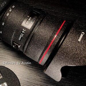 Image 4 - عدسة الجلد لصائق عدسة الحرس حامي لكانون RF24 105 f4 24 70 2.8L 70 200 2.8 هو مكافحة خدش ارتداء