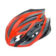 цена на Men Women Adjustable Outdoor Cycling Helmet Cycling Helmet Bicycle Road Bike One-piece Helmet Unisex Red Black
