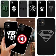 Mantin Superman spiderman Customer High Quality Phone Case For iphone 5C 5 6 6s plus 7 8 SE 7 8 plus X XR XS MAX 11 Pro Max lovebay geometri customer high quality phone case for iphone 6 6s plus 7 8 plus x xs xr xs max 11 11 pro 11 pro max cover