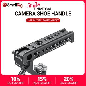 Image 1 - SmallRig Quick Release Camera Shoe Handle Grip Can Use W/ SmallRig Z6 L Plate w/ ARRI Locating Hole DIY Camera Stabilizer 2094