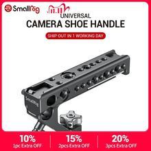 Smallrig Quick Release Camera Schoen Handgreep Kan Gebruik W/Smallrig Z6 L Plaat W/Arri Lokaliseren Gat diy Camera Stabilizer 2094