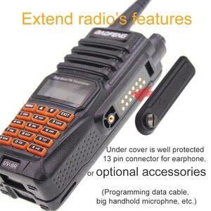 Image 4 - Baofeng UV 9R Walkie Talkie 2200mAh IP67 Waterproof 136 174/400 520MHZ Dual band Dual Standby Two Way Radio UV9R