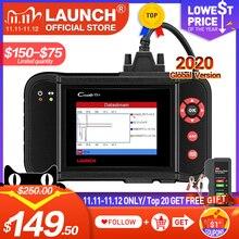 LAUNCH X431 Creader 8 obd2 считыватель кода EOBD сканер тестер ENG/ABS/SRS/Подушка безопасности + тормоз/SAS/Функция сброса масла бесплатное обновление